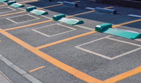 管理駐車場